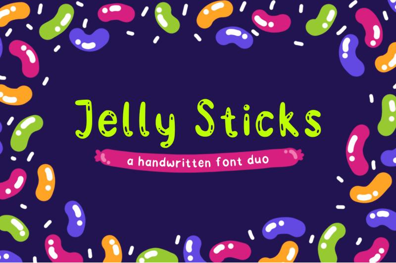 jelly-sticks