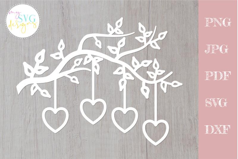 family-tree-svg-4-members-tree-branch-svg
