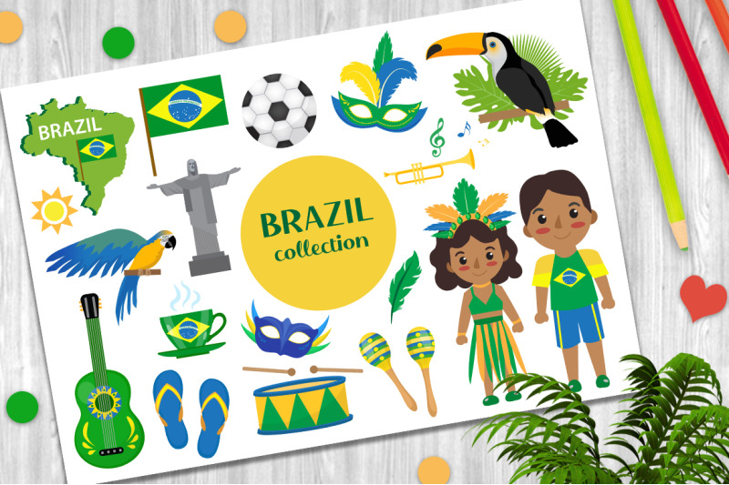 brazilian-carnival-set-clip-art-vector-and-png