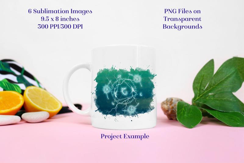 sublimation-png-designs-magic-circles-images