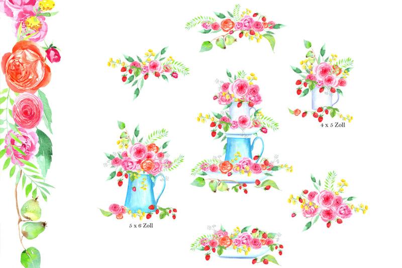 summer-roses
