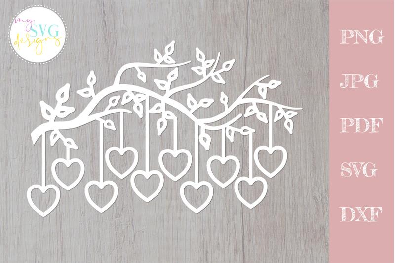 family-tree-svg-10-members-tree-branch-svg-10-hearts