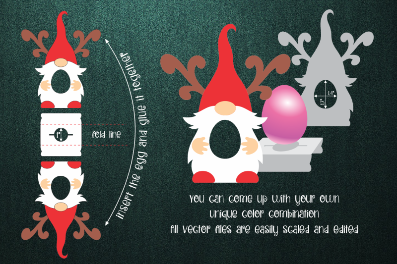 christmas-gnome-chocolate-egg-holder-svg