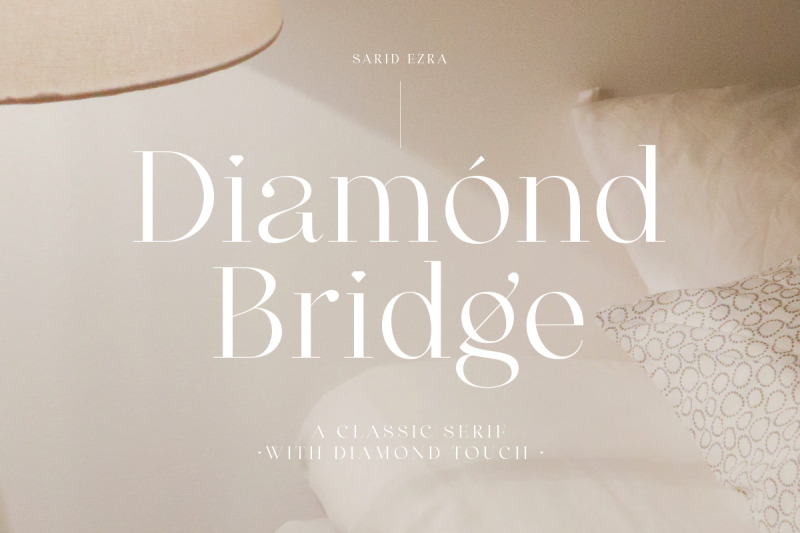 diamond-bridge-classy-serif