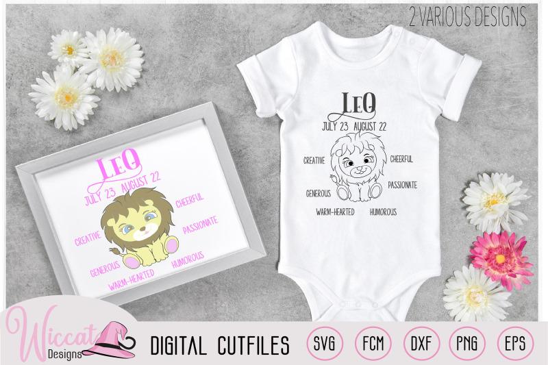 baby-girl-leo-zodiac-sign-leo-traits