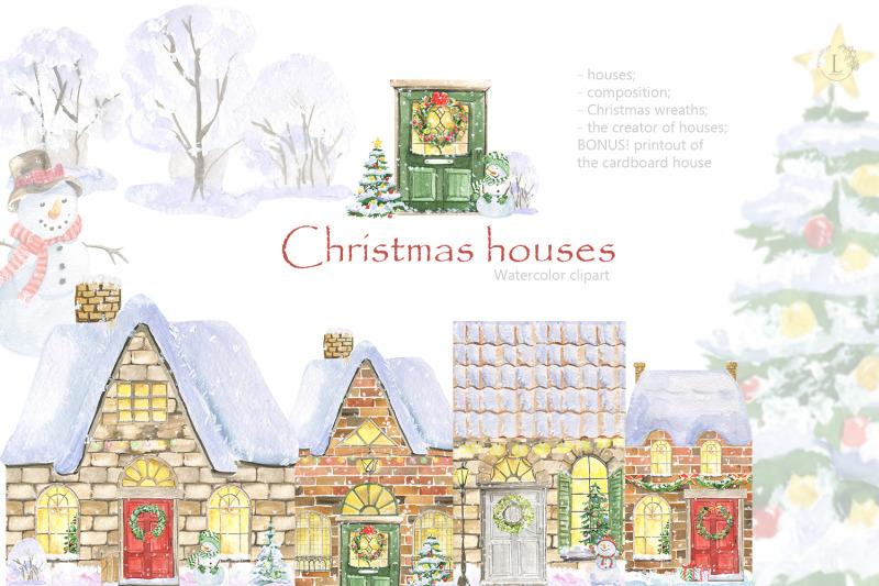christmas-houses
