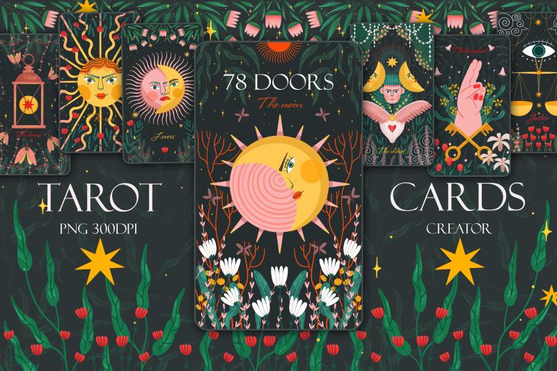 tarot-cards-major-and-minor-arcana