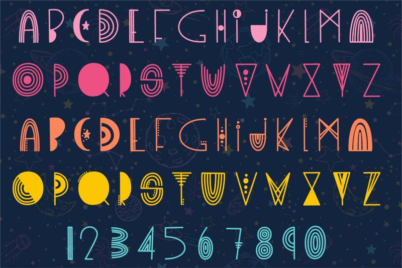 cosmos-font