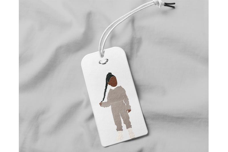 large-set-children-svg-black-kids-african-american-abstract