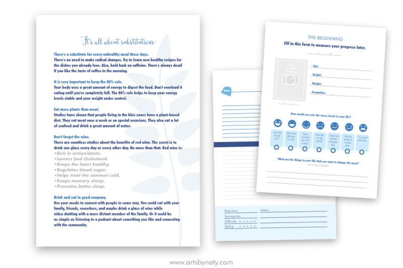 blue-zones-lifestyle-printable-planner-and-kdp-interior