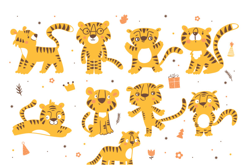tiger-illustration-vol-2