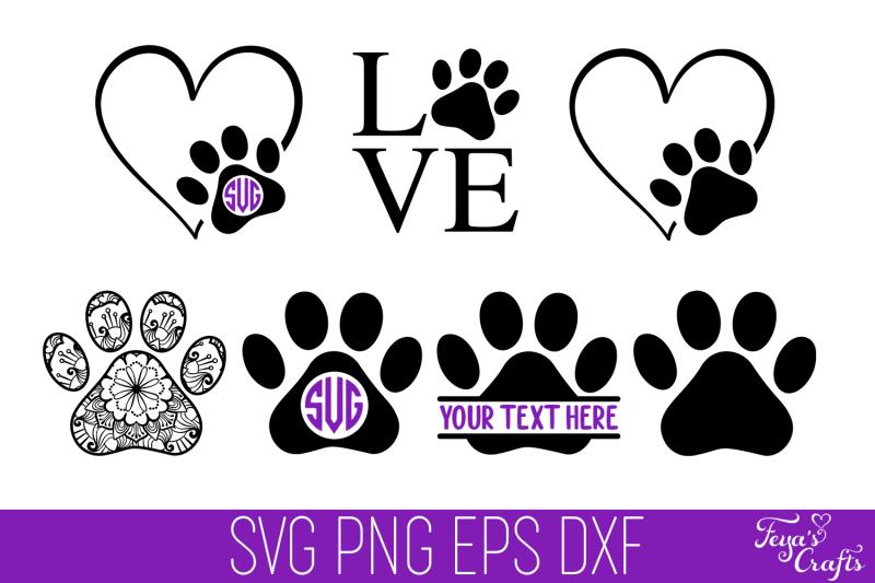 dog-paw-print-svg-cut-files-pack