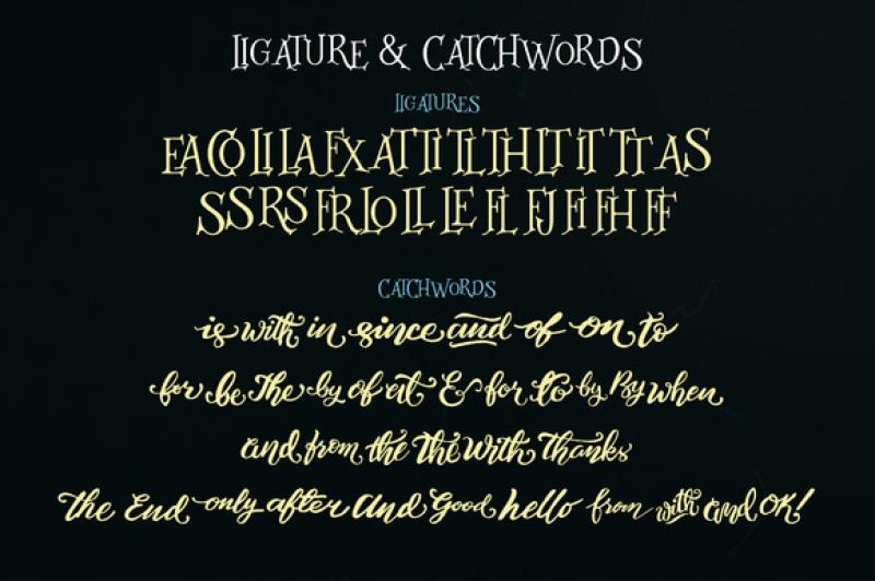 silenthell-typeface