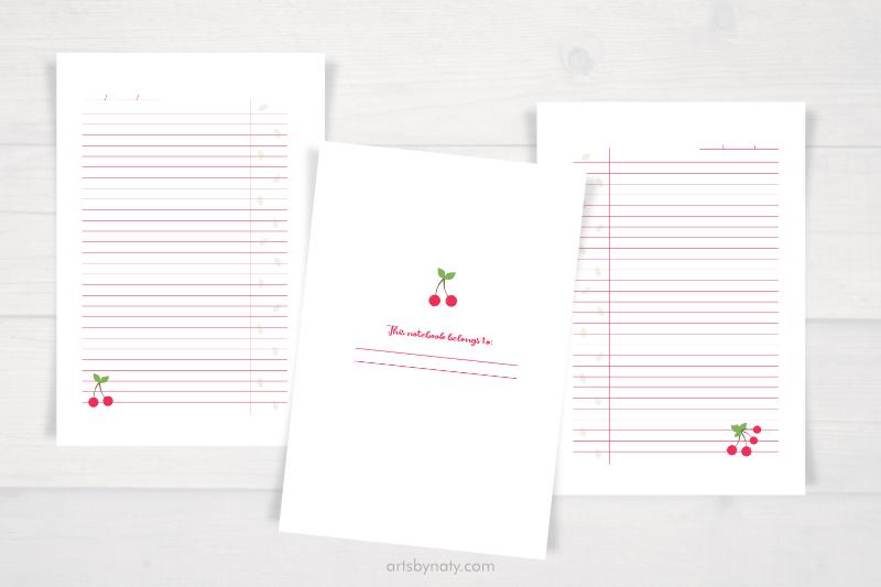 fruity-notebook-printable-kdp-interior