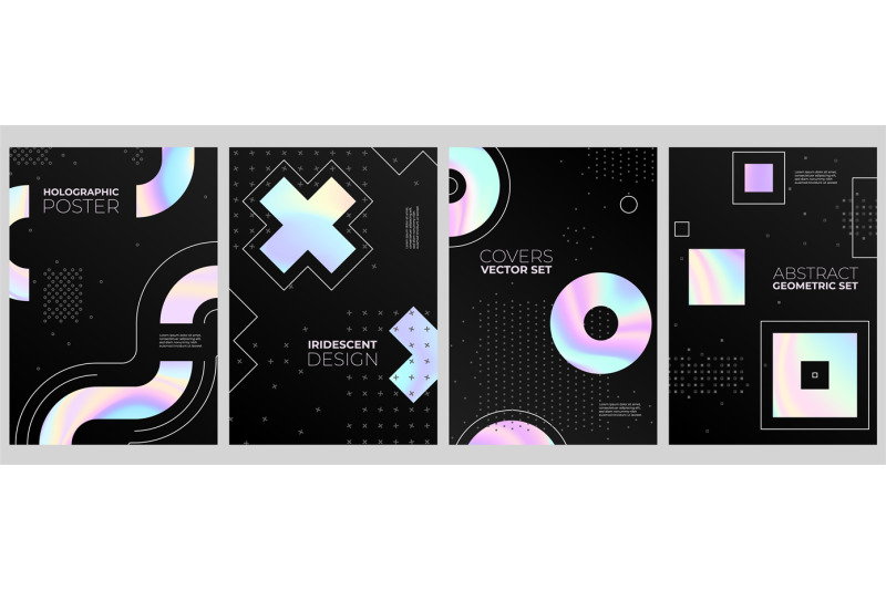 holographic-cards-template-gradient-cover-crystal-liquid-hologram-po