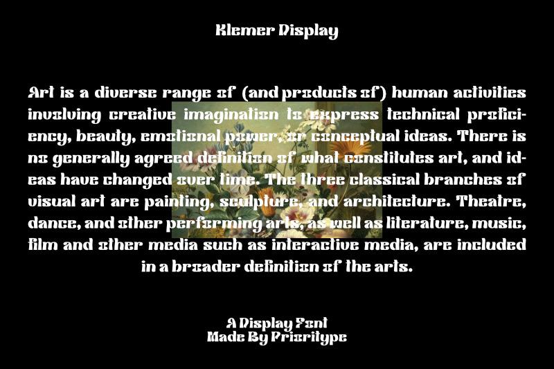 klemer-display