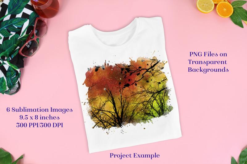 sublimation-png-designs-forest-of-stars-images-set-1