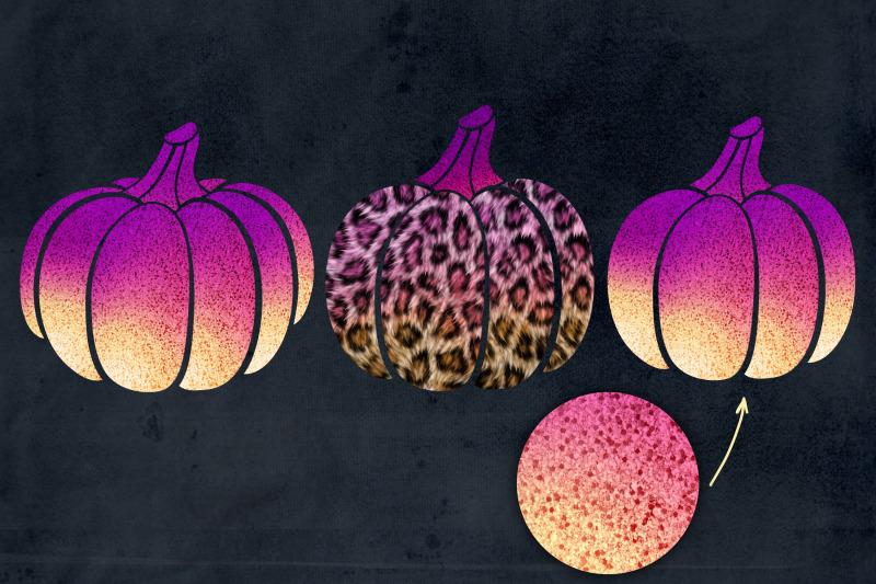 sublimation-gradient-fur-pumpkins