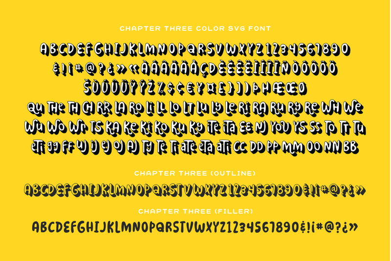 chapter-three-font
