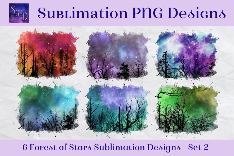 sublimation-png-designs-forest-of-stars-images-set-2
