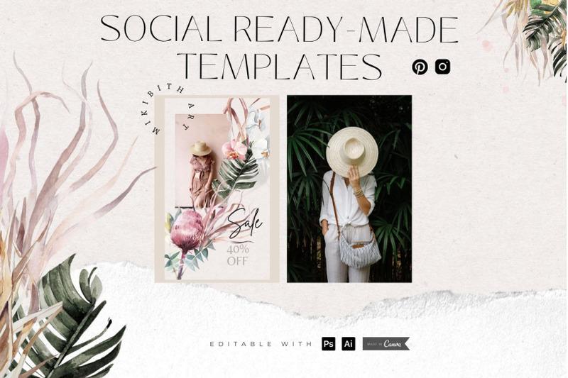 boho-styled-templates-canva