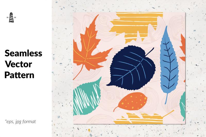 abstract-fall-seamless-pattern
