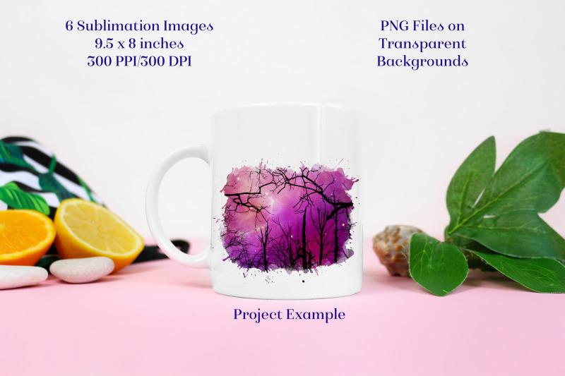 sublimation-png-designs-forest-of-stars-images-set-3