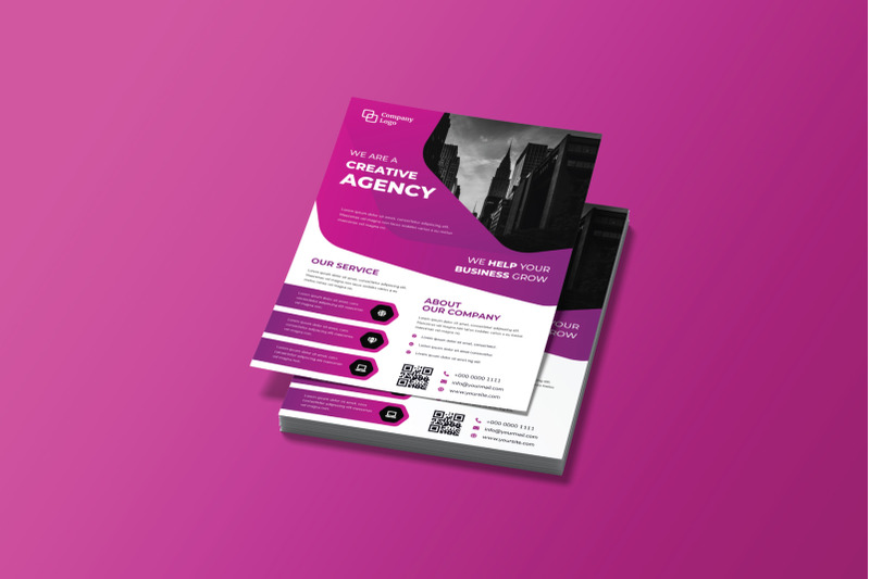 service-business-flyer-template