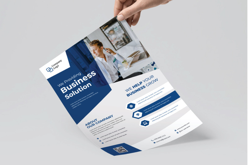 blue-company-flyer-template