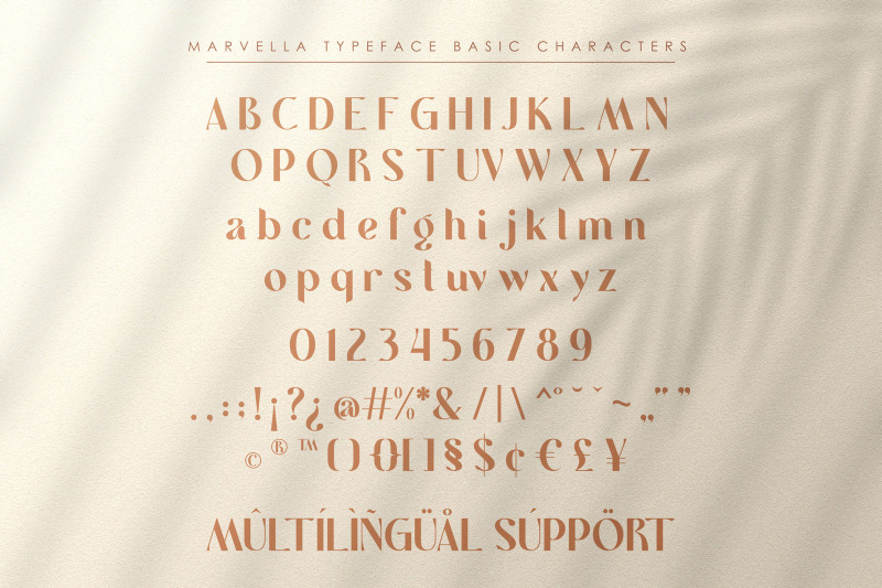 marvella-ligature-typeface