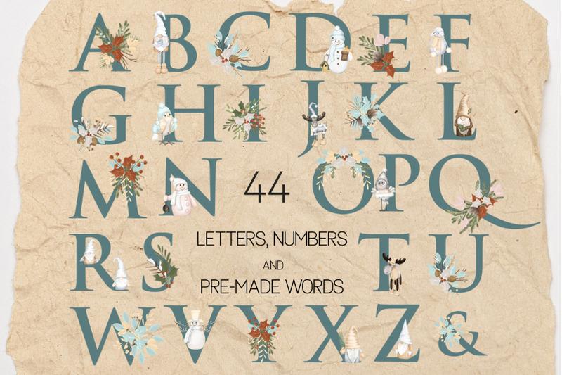 christmas-alphabet