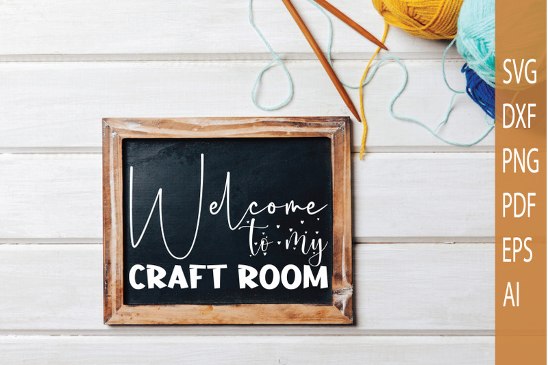 welcome-to-my-craft-room