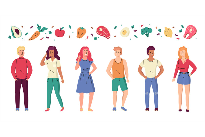 diet-people-healthy-lifestyle-slender-sport-men-and-women-keto-eati