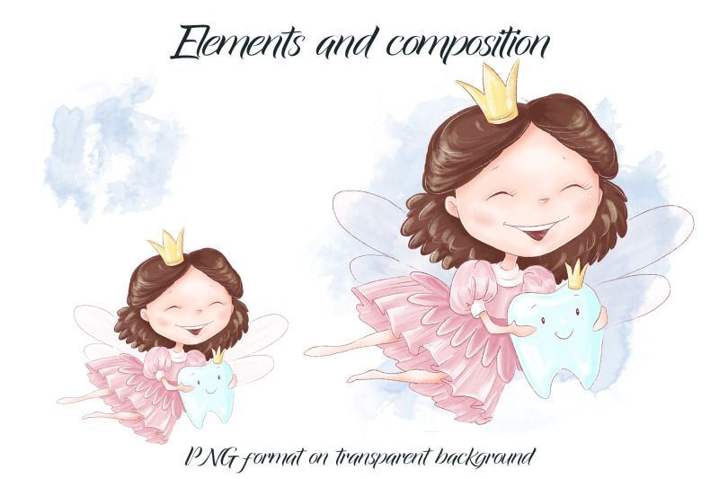 tooth-fairy-sublimation-design-for-printing