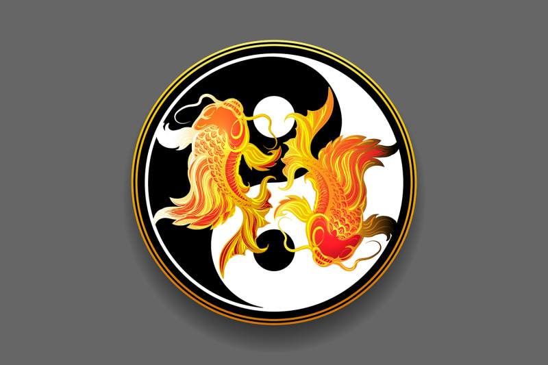 two-koi-carp-fishes-in-the-circle-of-yin-yang-symbol-tattoo-black-an