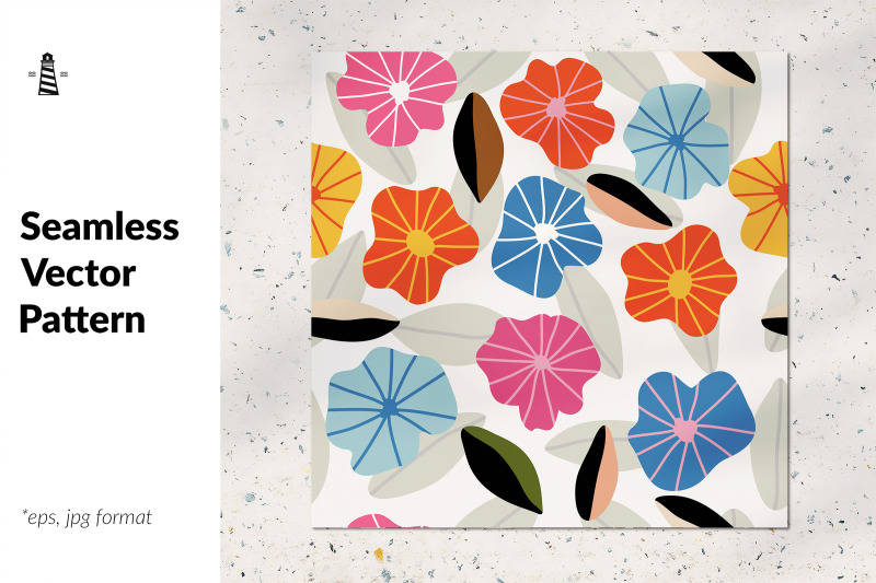 colorful-flowers-seamless-pattern