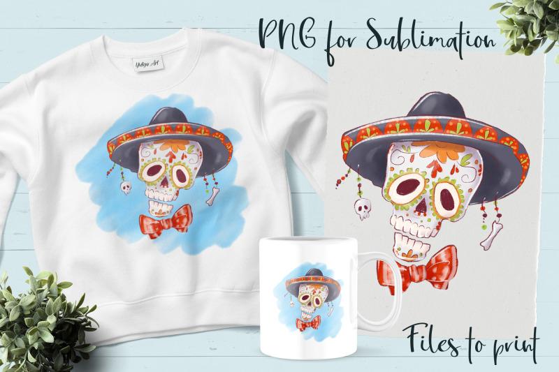 da-de-los-muertos-sublimation-design-for-printing