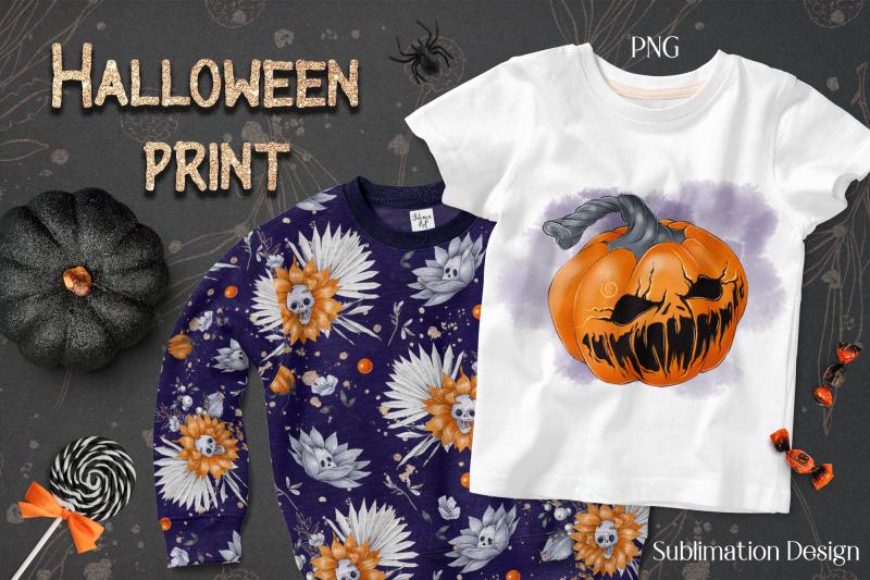 halloween-pumpkin-sublimation-design-for-printing