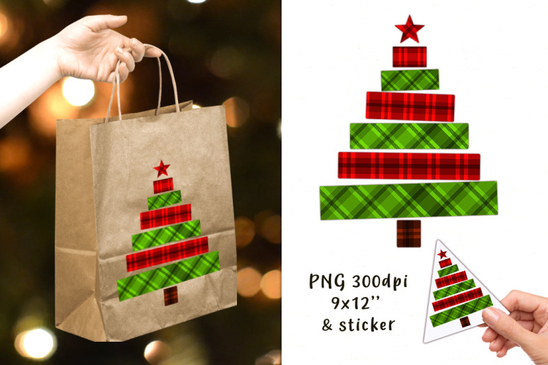 decorative-christmas-tree-in-a-cage-sublimation