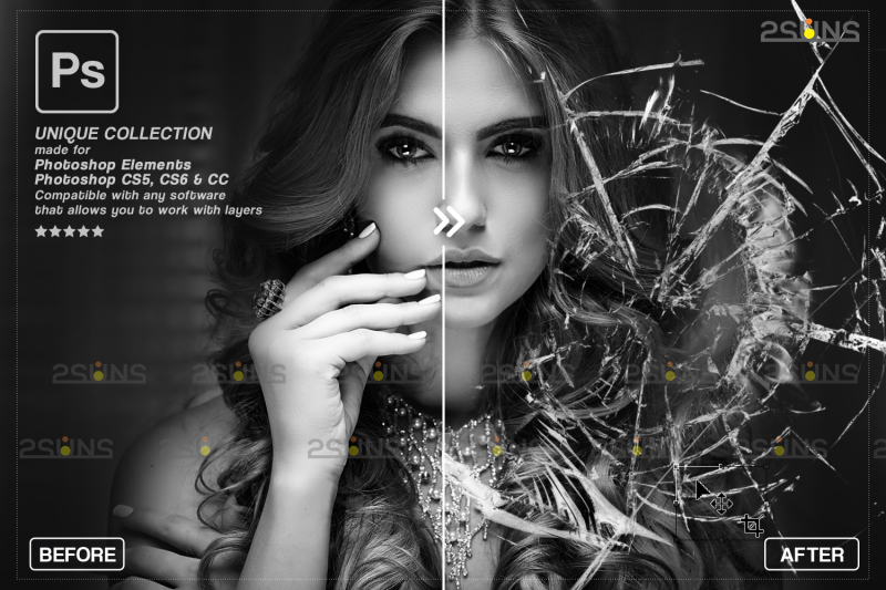broken-glass-photoshop-overlay-amp-halloween-photoshop-overlay