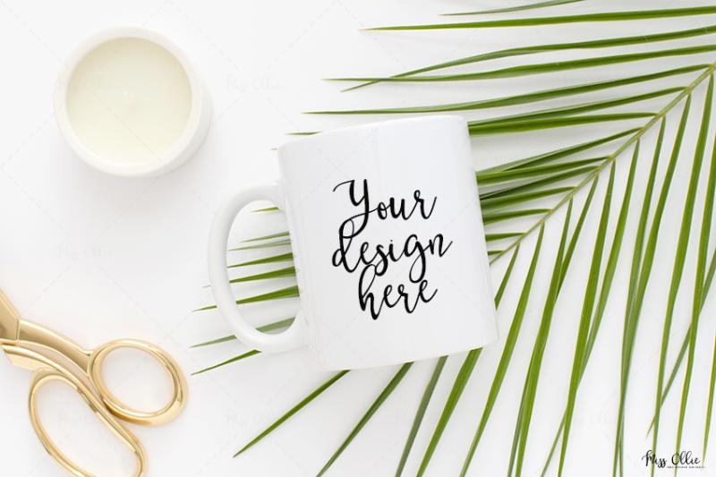 Free Mug styled stock (PSD Mockups)