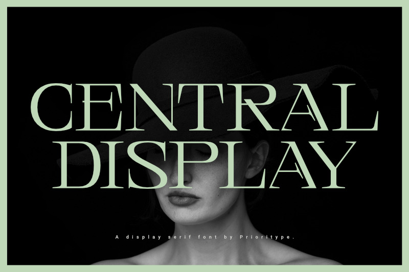 central-display