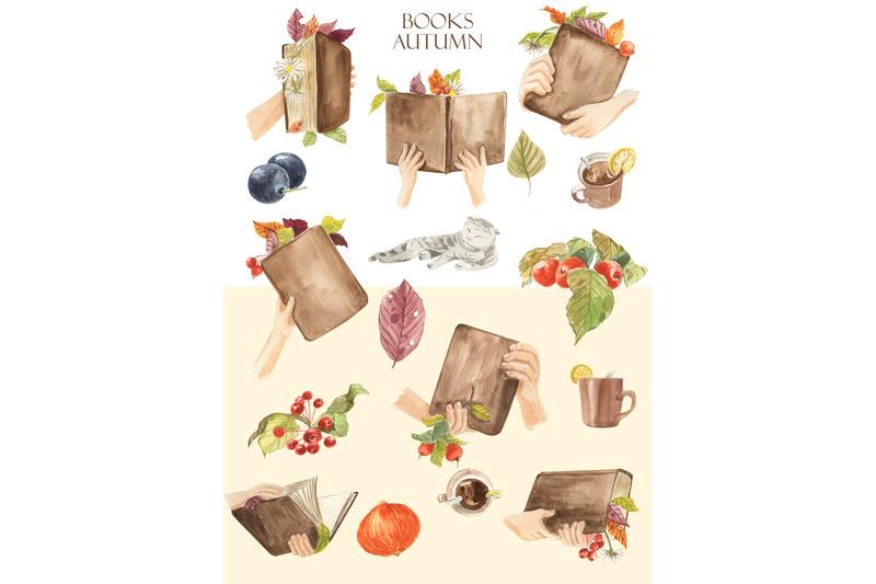 books-autumn