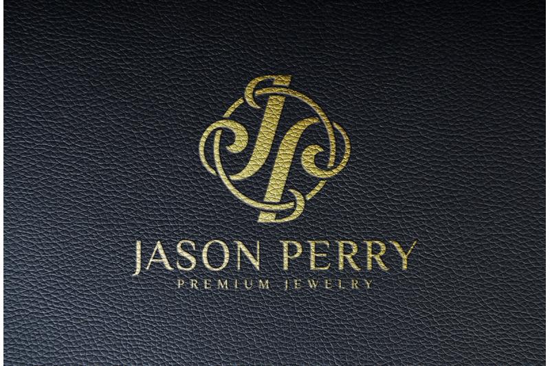embossed-gold-logo-mockup-on-black-leather