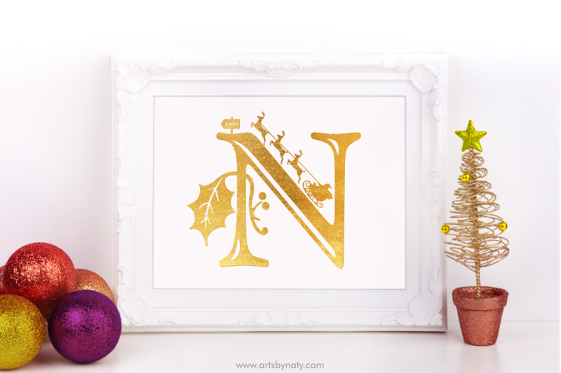 christmas-alphabet-svg-for-crafts-and-sublimation
