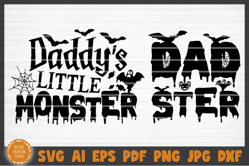 daddy-039-s-little-monster-dadster-halloween-svg