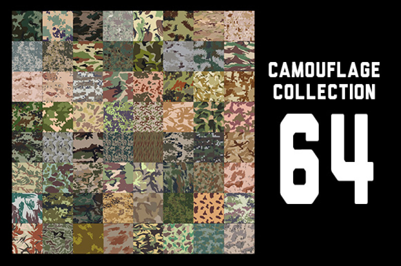 camouflage-collection