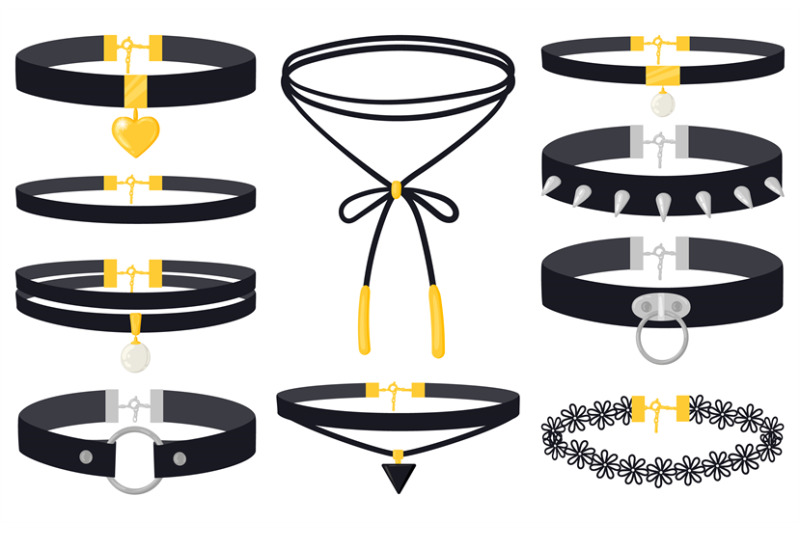 cartoon-women-fashion-jewel-accessories-choker-necklaces-modern-women