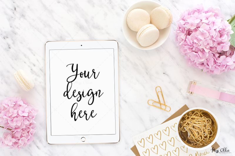 Free Tablet styled stock (PSD Mockups)