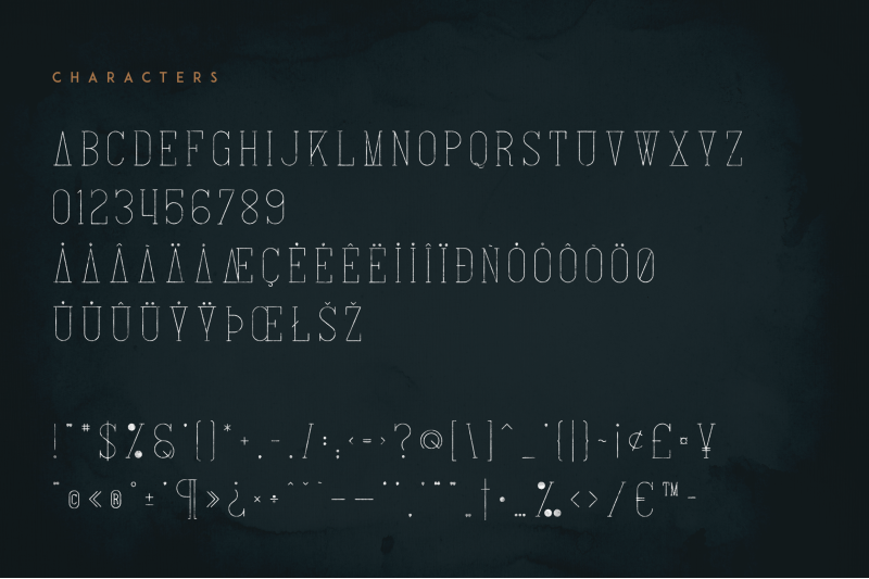 arowen-textured-rough-fonts